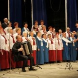 Народный хор ветеранов труда