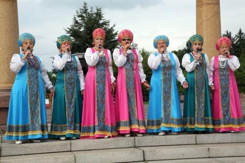 Концерт ансамбля русской песни